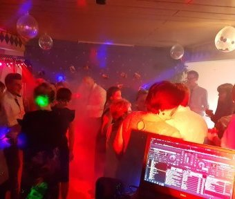 dj party in essen mit Marco Kampmann